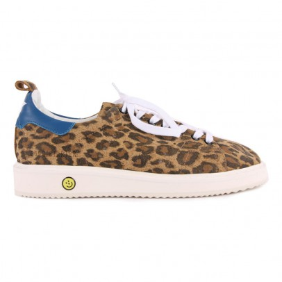 Zapatillas Ante Leopardo Starter