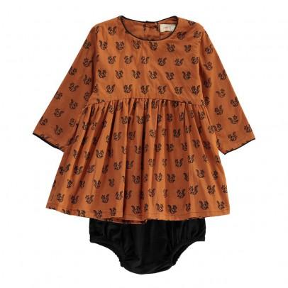 Ketiketa Cluny Squirrel Dress   Bloomers-listing