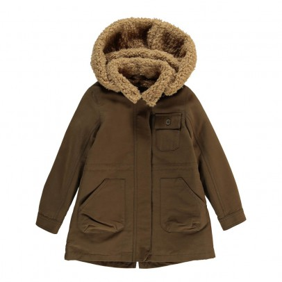 NICE THINGS MINI Parka Fourrée-listing