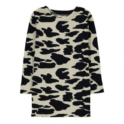 POPUPSHOP Robe Maille Camouflage-listing