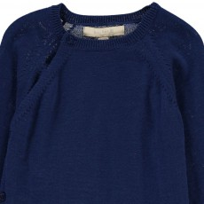 Poppy Rose Ditte Merino Wool Jumper-listing