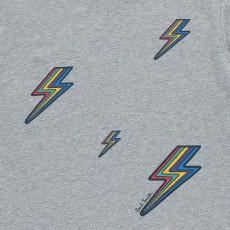 Paul Smith Junior Lightning Bolt Marius T-Shirt-listing