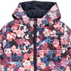 Paul Smith Junior Floral Reversible Melia Down Jacket-listing