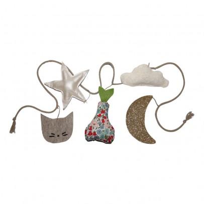 Annabel Kern Poppy Winter Pear Garland-listing