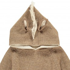 Oeuf NYC Horse Alpaca Wool Smallable x OEuf Exclusive Hoodie-listing