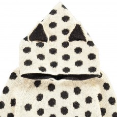 Oeuf NYC Dalmatian Alpaca Wool Smallable x OEuf Exclusive Hoodie-listing