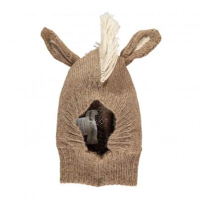 Oeuf NYC Horse Alpaca Wool OEuf x Smallable Exclusive Baby Balaclava-listing