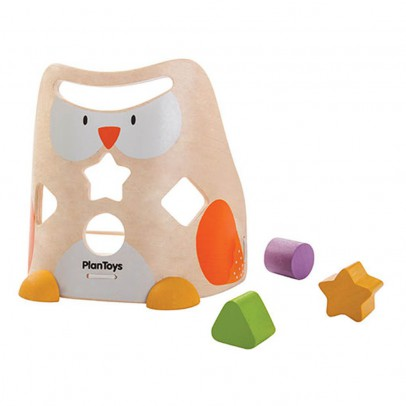 Plan Toys Owl Sorter -product