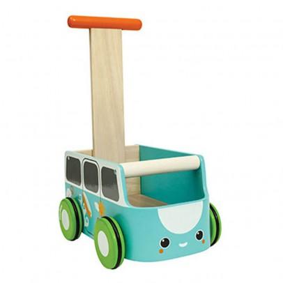 Plan Toys Van Walker verde-listing