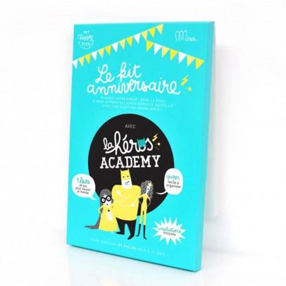 Minus Editions The Hero Acadamy Birthday Kit Pouch-listing