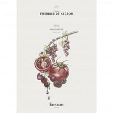 Kerzon Bougie parfumée Baie Charnue - 185 g-listing