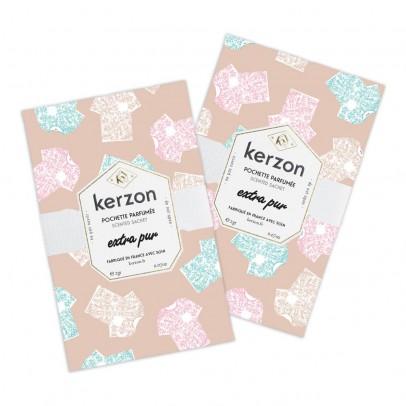 Kerzon Sachet de 2 pochettes parfumées Extra pur - Cèdre et Musc-listing
