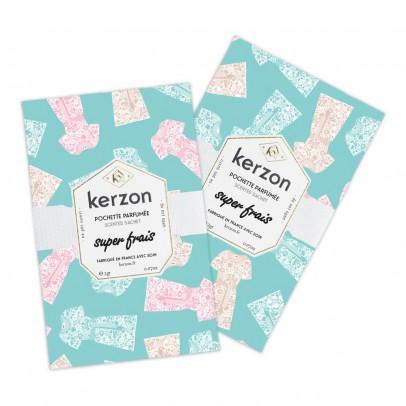 Kerzon Sachet de 2 pochettes parfumées Super frais - Cèdre et Ylang-listing