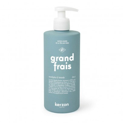 Kerzon Jabón líquido Gran frescor - 500 ml-listing