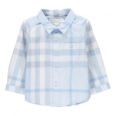 Burberry Camicia Tartan Trauls-listing