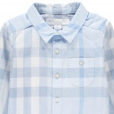 Burberry Bluse mit Tartanmuster Trauls-listing