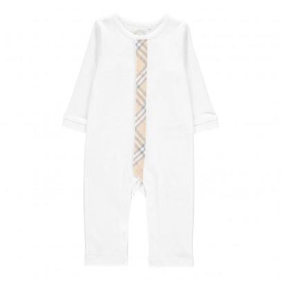 Burberry Tartan Button-Up Merry Pyjamas-listing