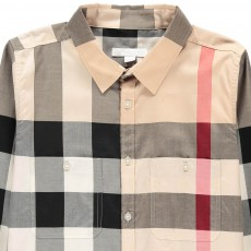 Burberry Chemise Carreaux Mini Camber-listing
