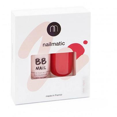 Nailmatic Coffret de 2 vernis BB nails light grazia-listing