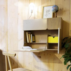 ENO Oak Writing Desk-listing