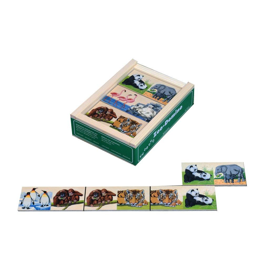 Atelier Fischer Domino Zoo-product