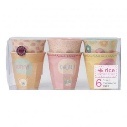 Rice Vasos Ohlala - Lote de  6 -listing