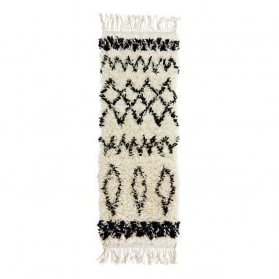 Madam Stoltz Alfombra de lana-product
