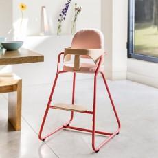 Charlie Crane Chaise haute évolutive Tibu avec tablette-listing