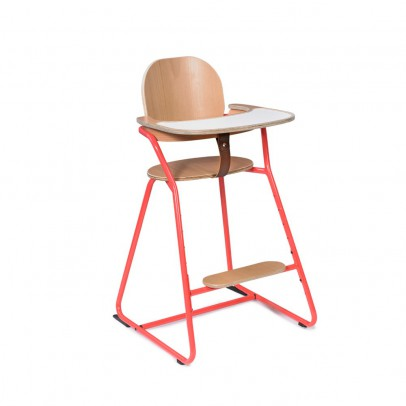 Charlie Crane Tibu Evolving High Chair with Tray Table-listing