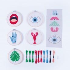 DOIY Cross-Stitch Kit-listing