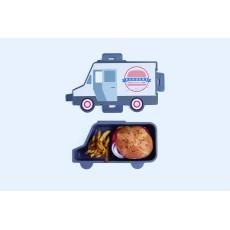 DOIY Lunch box Burger-listing