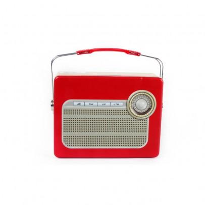 Temerity Jones Boîte radio vintage-listing