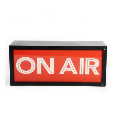 Temerity Jones Light box On air-listing