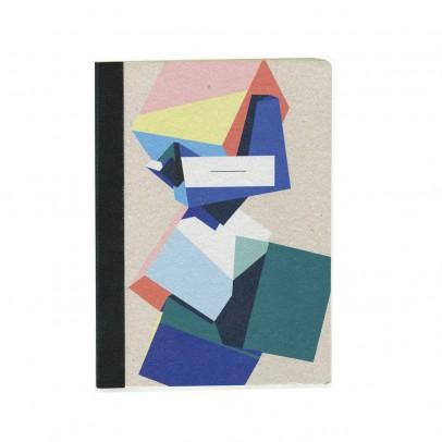 Papier Tigre Pyrite A5 Notebook-listing