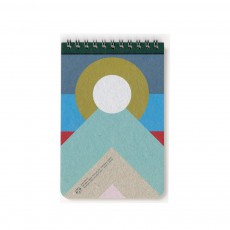Papier Tigre Carnet reporter Sunset-product