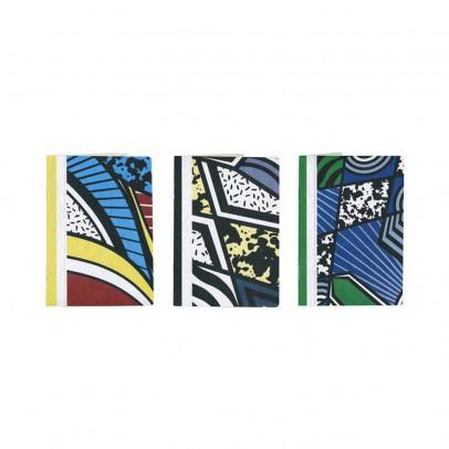 Papier Tigre Libretas A6 Patchwork - Set de 3-listing