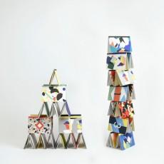 Papier Tigre Carnets A6 Patchwork - Set de 3-listing