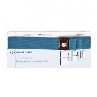 Papier Tigre Elastique pour carnet avec porte stylo Honolulu-listing