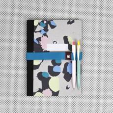Papier Tigre Honolulu Notebook Strap and Pen Holder-listing