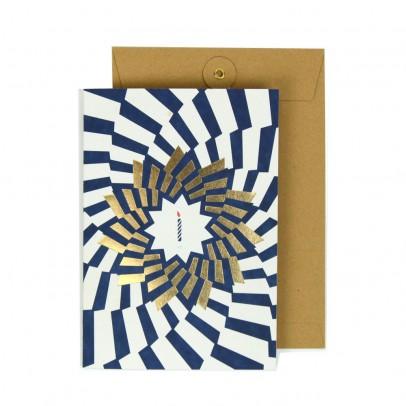 Papier Tigre Tarjeta con sobre A5 Joyeux Anniversaire-product