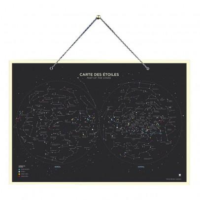 Papier Tigre Star Map-listing