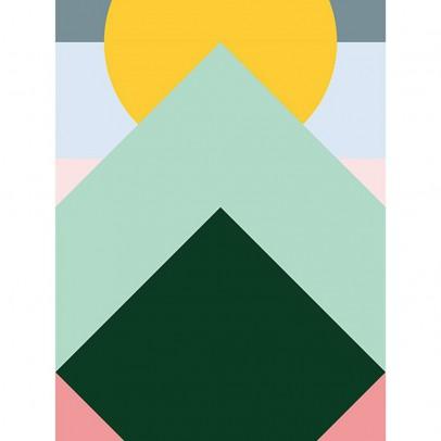 Papier Tigre Papel pintado Sunset - 10 m-listing
