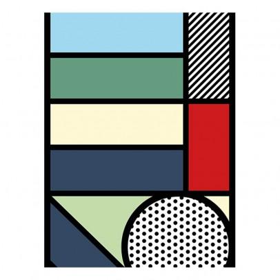 Papier Tigre Structure Wallpaper - 3m-listing