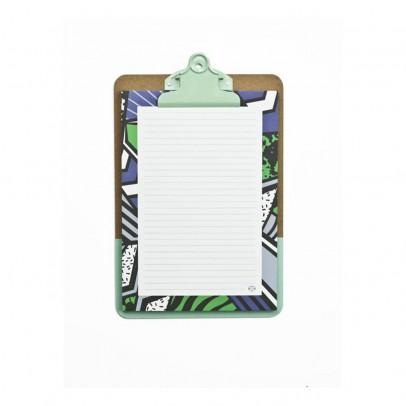 Papier Tigre Bloc de notas y clipboard Patchwork-listing