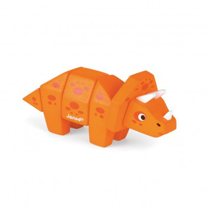 Janod Animal Kit Triceratops	-listing
