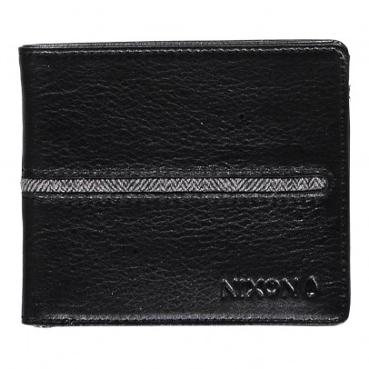 Nixon Coastal Showdown Leather Purse-listing
