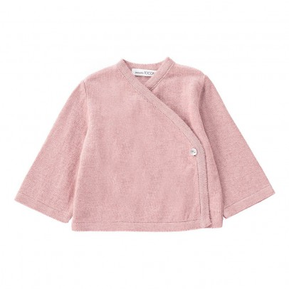 Pequeno Tocon Wrap Cardigan-listing
