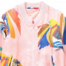 G.KERO Zezans Silk Tiger Jacket-listing