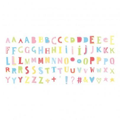 A little lovely company Set de 85 letras funk color para lightbox-listing