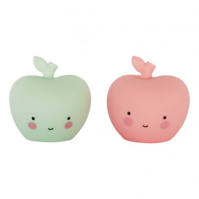 A little lovely company Set de 2 minis pommes-product